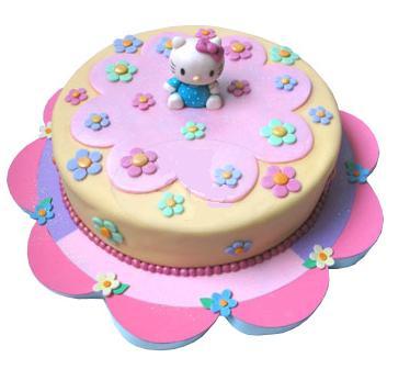 Unas tortas de Hello Kitty ideales para las celebraciones de