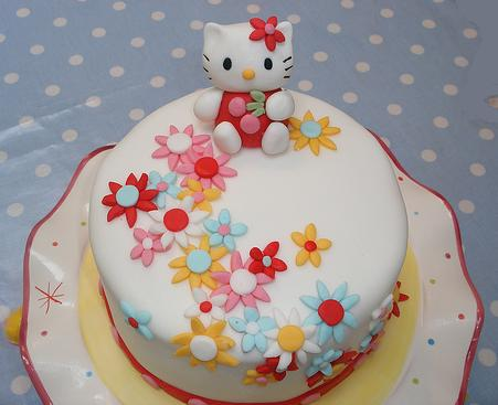 Tortas de Cumpleaños !! | Hello Kitty Blog