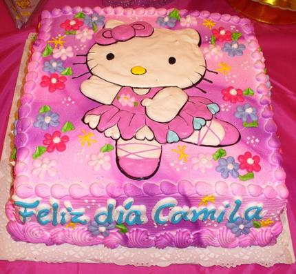 Torta de cumpleaños !! | Hello Kitty Blog