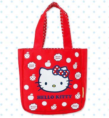 Estos bolsos de Kitty son ligeros, fáciles de lavar, muy espaciosos y ...