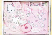MHK: Set de bebé de Kitty !!