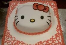 MHK: Pasteles cumpleaños de Kitty !!