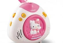 MHK : Arrullador de bebe de Kitty !!