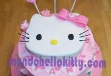 MHK : Pasteles de cumpleaños de Hello Kitty !!
