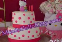 MHK : Tortas de Celebración de Hello Kitty !!