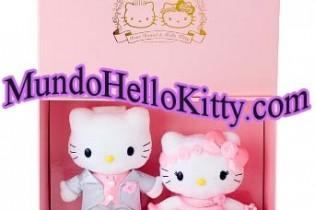 MHK : Muñecos de Boda : Hello Kitty y Dear Daniel !!