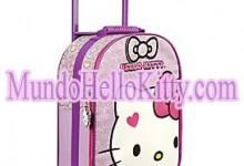 MHK : Mochilas y Maletas de Hello Kitty !!
