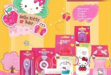MHK : Productos de Bebé de Hello Kitty !!
