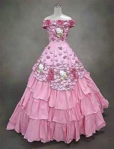 MundoHelloKitty-Vestido Gala-0002
