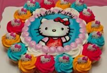MHK : Pasteles de Celebración de Hello Kitty !!