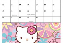 MHK : Hello Kitty – Junio 2016 !!