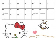 MHK : Hello Kitty – Marzo 2016 !!
