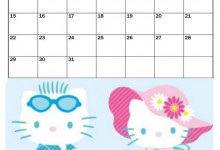 MHK : Hello Kitty – Mayo 2016 !!