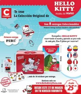 Hello Kitty - Colección Diario Correo-002