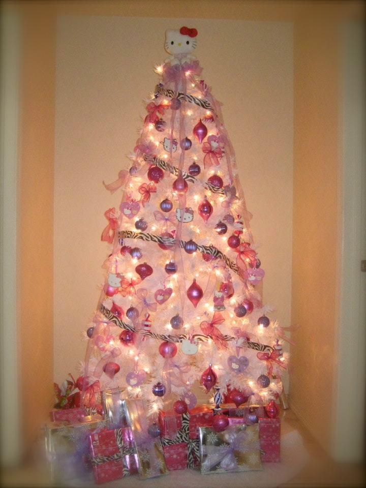 Hello Kitty Blog Mhk Arbolitos De Navidad De Hello
